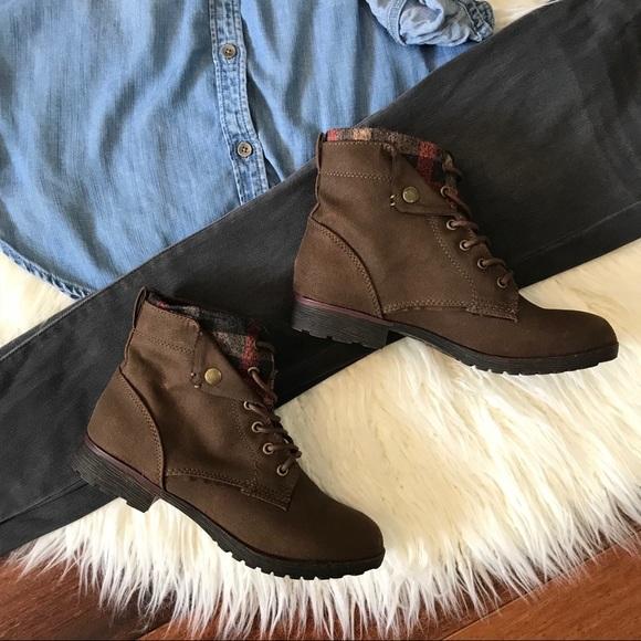 Rock Candy Tavin Lace Up Boots | Poshmark